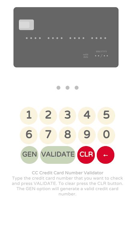 credit card generator apk