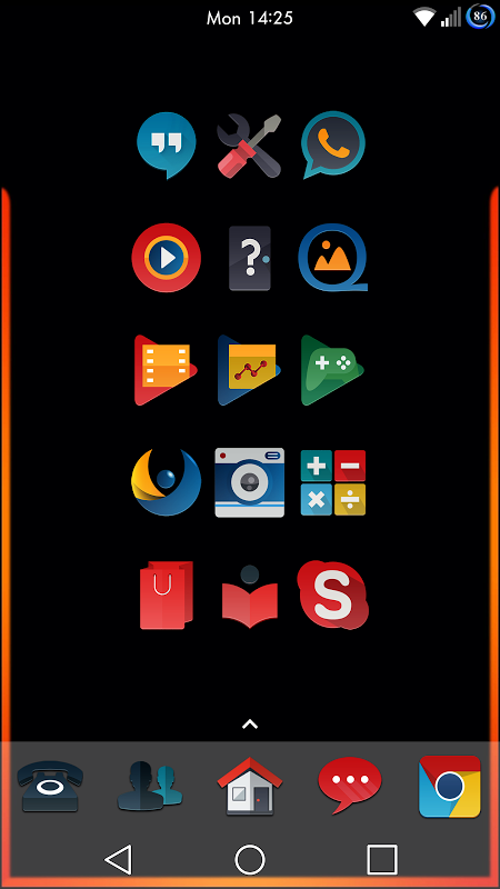 ProtonD Icon Pack 1.5 Screen 6