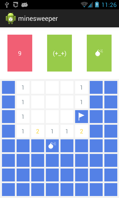 Minesweeper Open Source 1.0 Screen 1