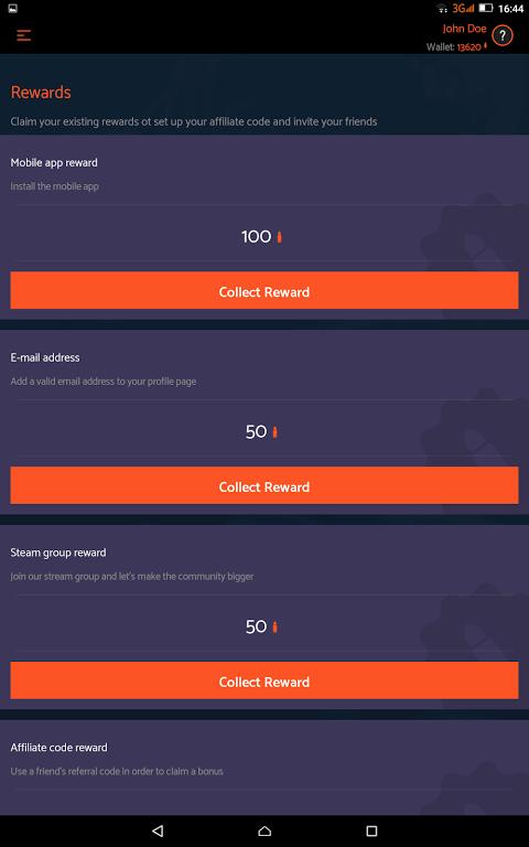 SkinSilo - Earn FREE CS:GO & PUBG Skins 1.4.0 Screen 7