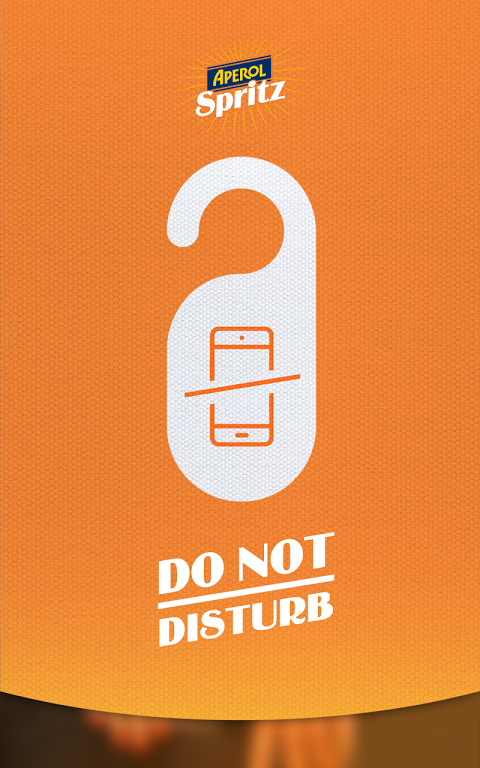 Aperol Do Not Disturb 1.13.0 Screen 1