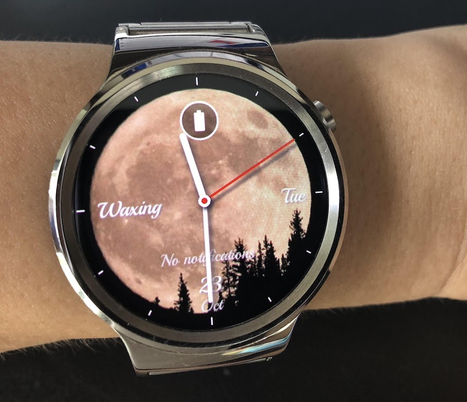 Android Photo Watch 2 (Wear OS) Screen 8
