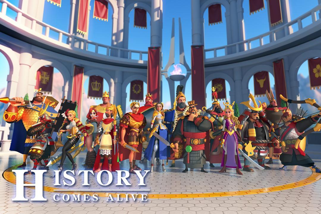 Rise of Civilizations 1.0.6.15 Screen 10