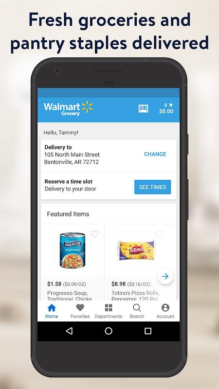 Walmart Grocery 6.9.0 Screen 6