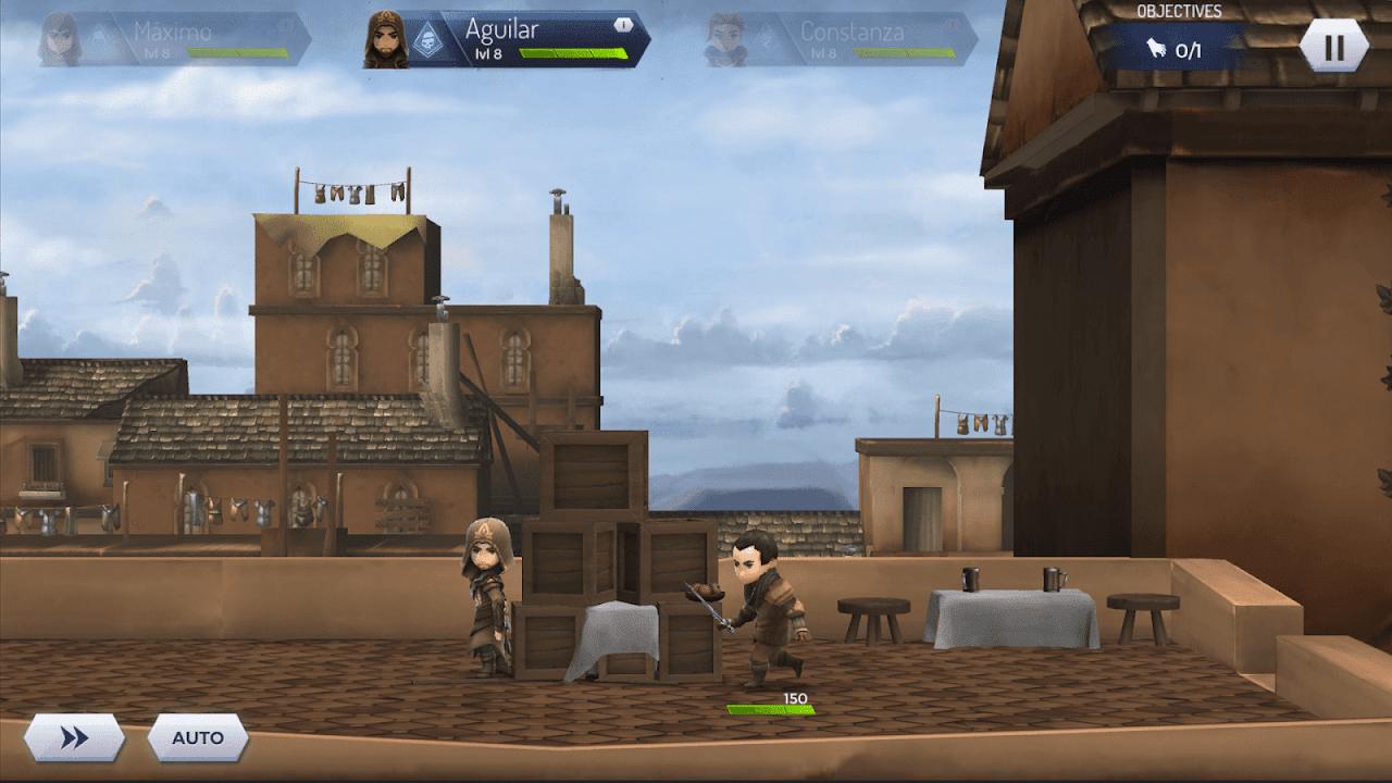 Assassin's Creed Rebellion 2.1.0 Screen 15