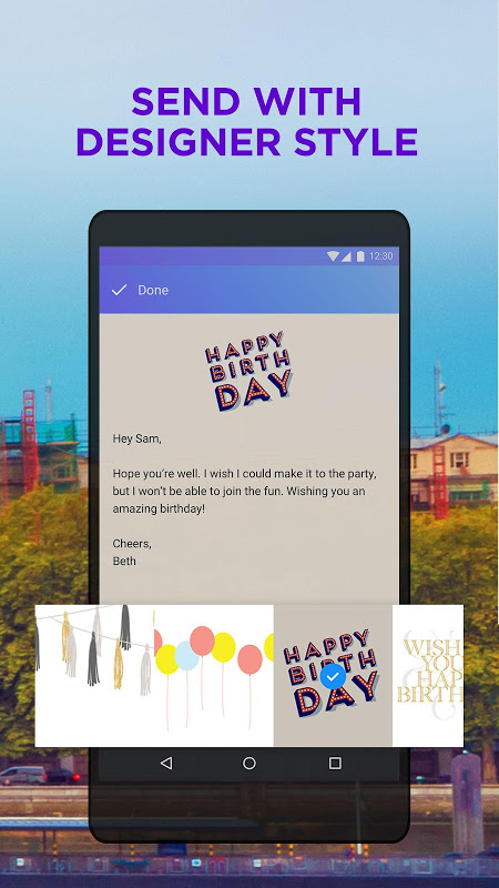 Yahoo Mail - Stay Organised 6.0.6 Screen 2