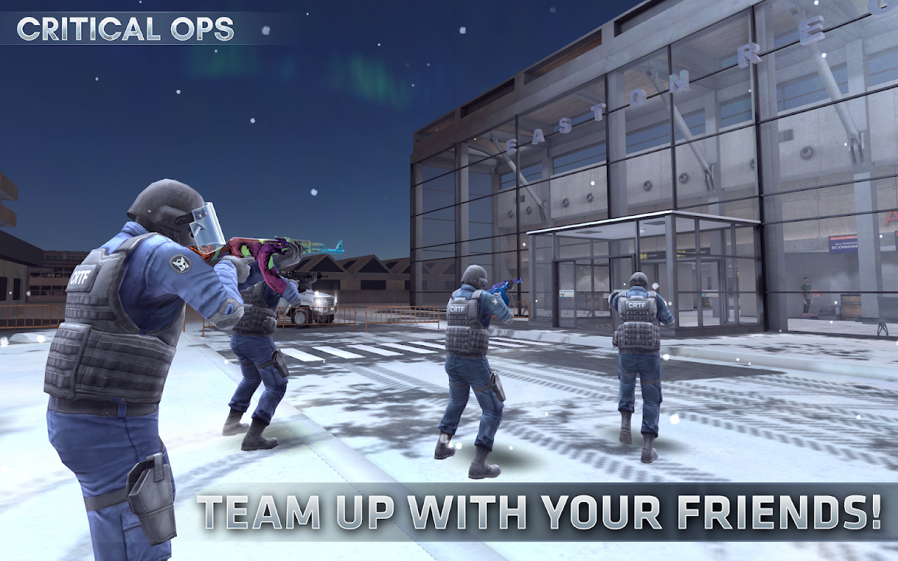 Android Critical Ops Screen 15