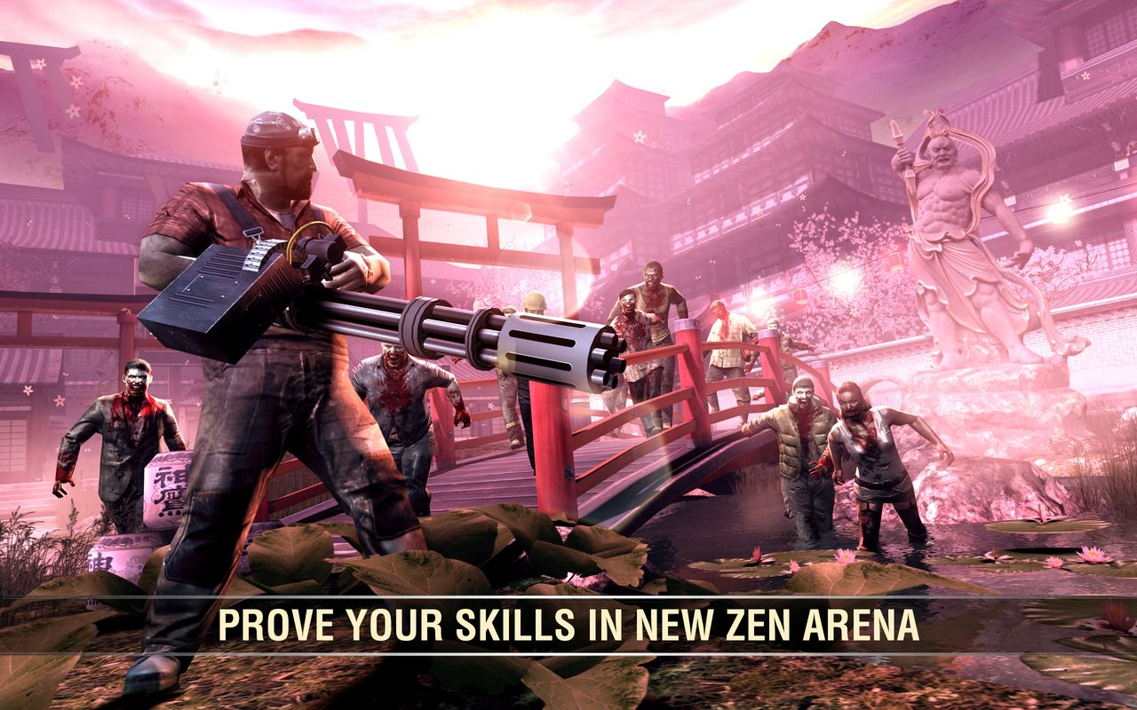 Android Dead Trigger 2: First Person Zombie Shooter Game Screen 7
