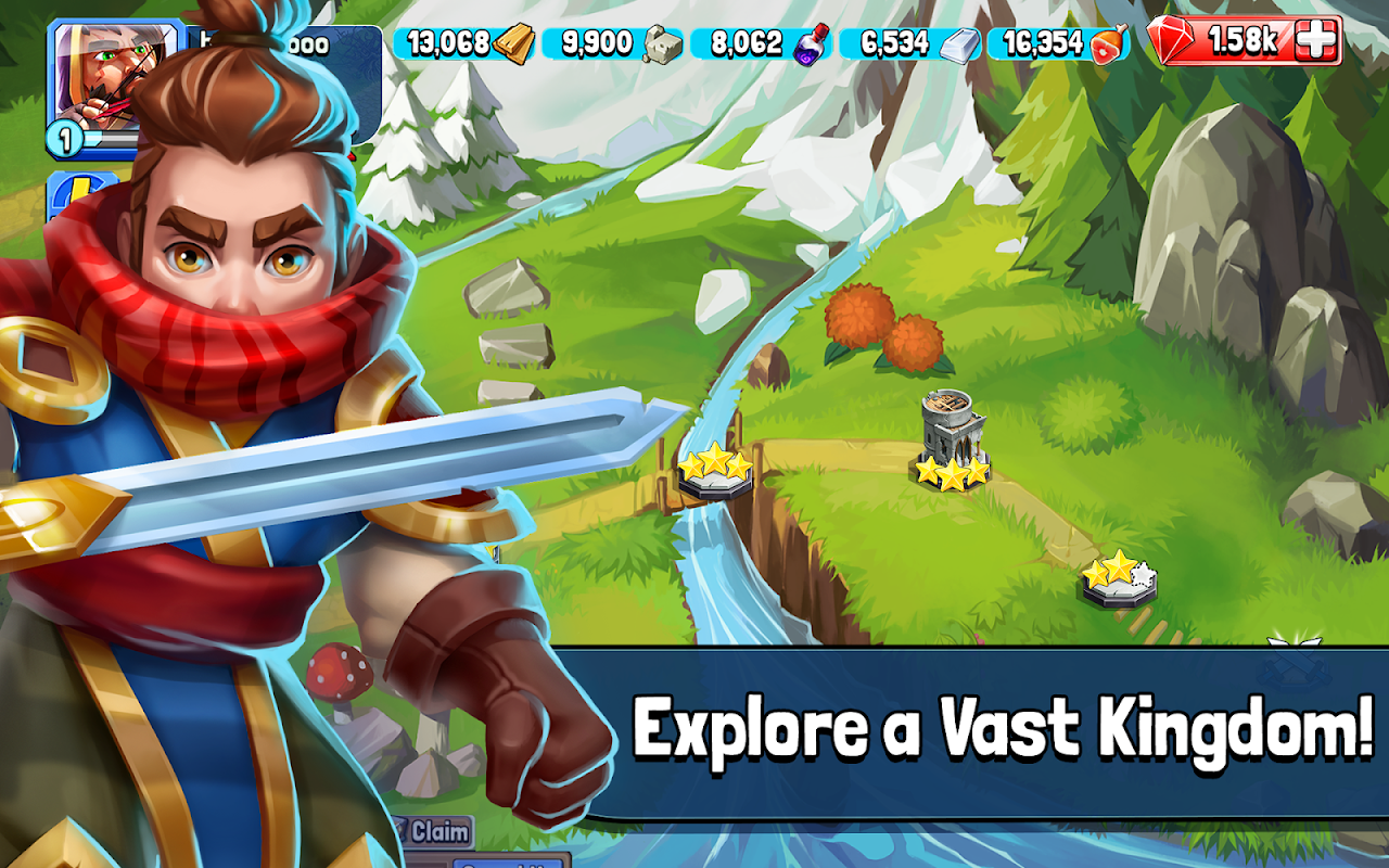 Android Dragonstone: Kingdoms Screen 11