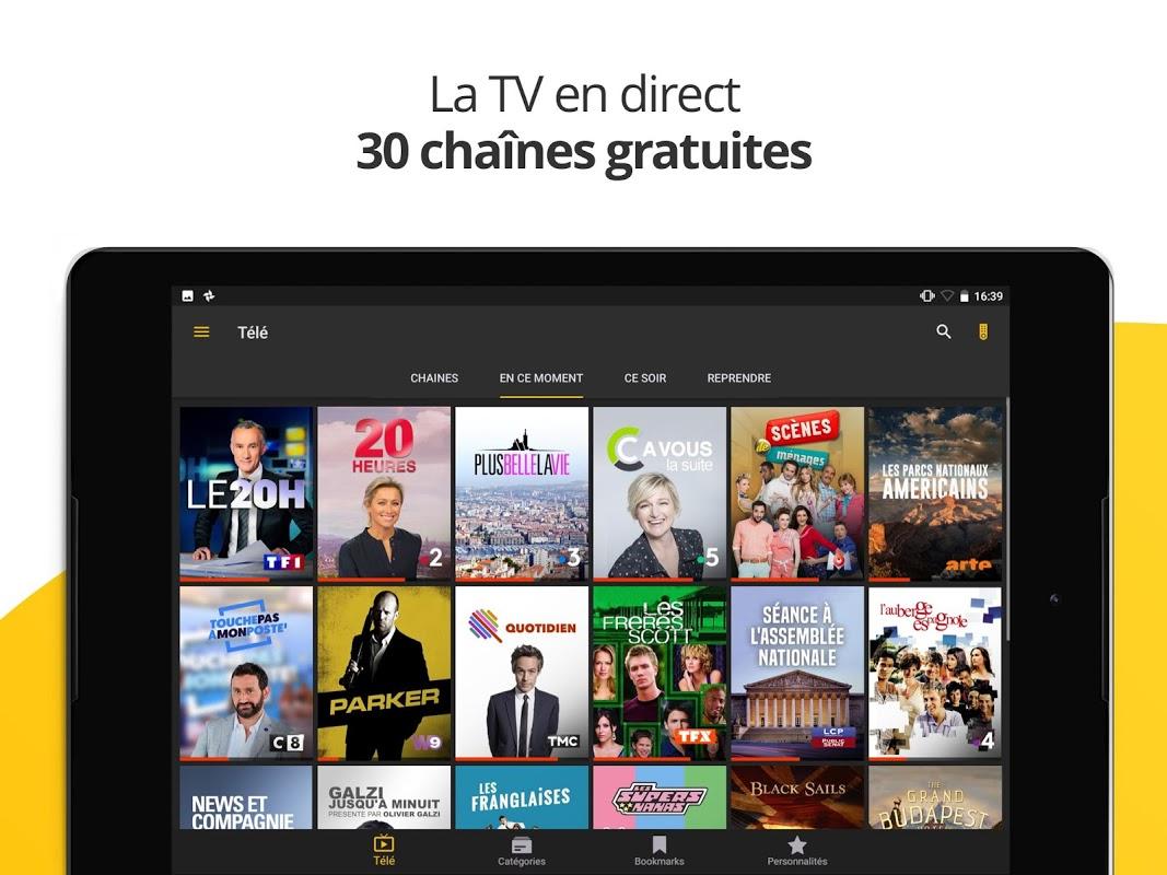 Molotov - TV en direct et en replay 3.2.1 Screen 7
