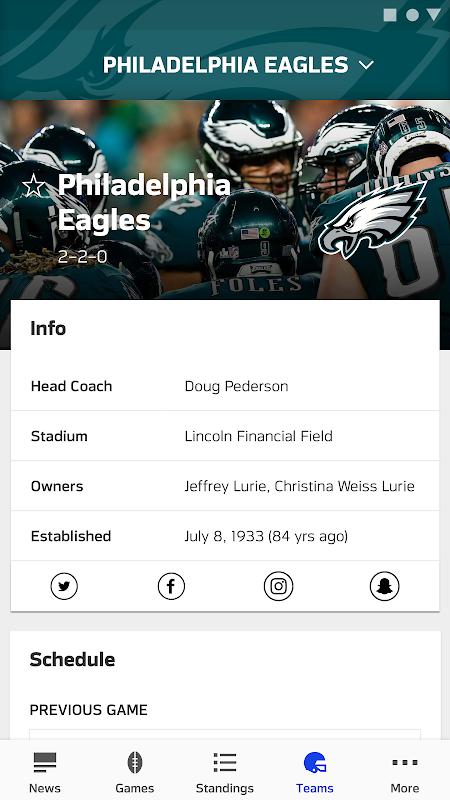 NFL 15.6.2 Screen 2