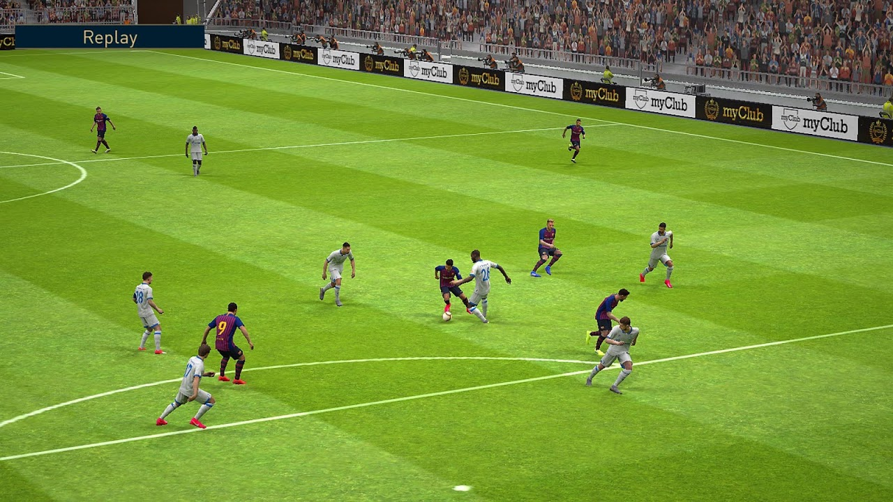 Android PES2017 -PRO EVOLUTION SOCCER- Screen 21