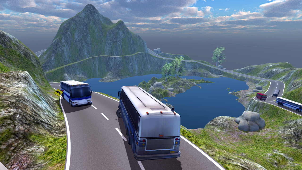Android Bus Simulator 2016 Screen 4