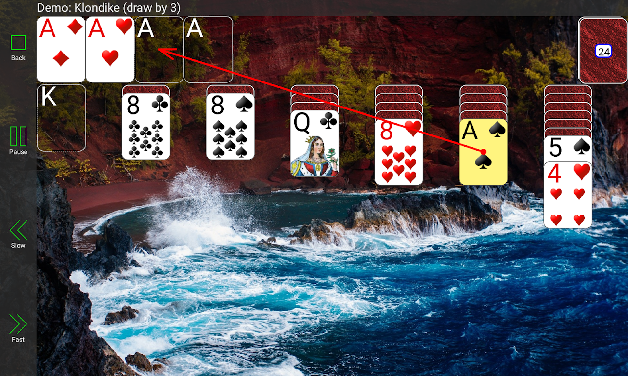 250+ Solitaire Collection 4.12.1 Screen 20