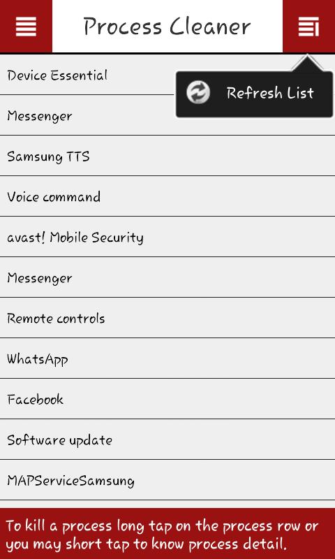 Device Essential 1.3.0 Screen 4