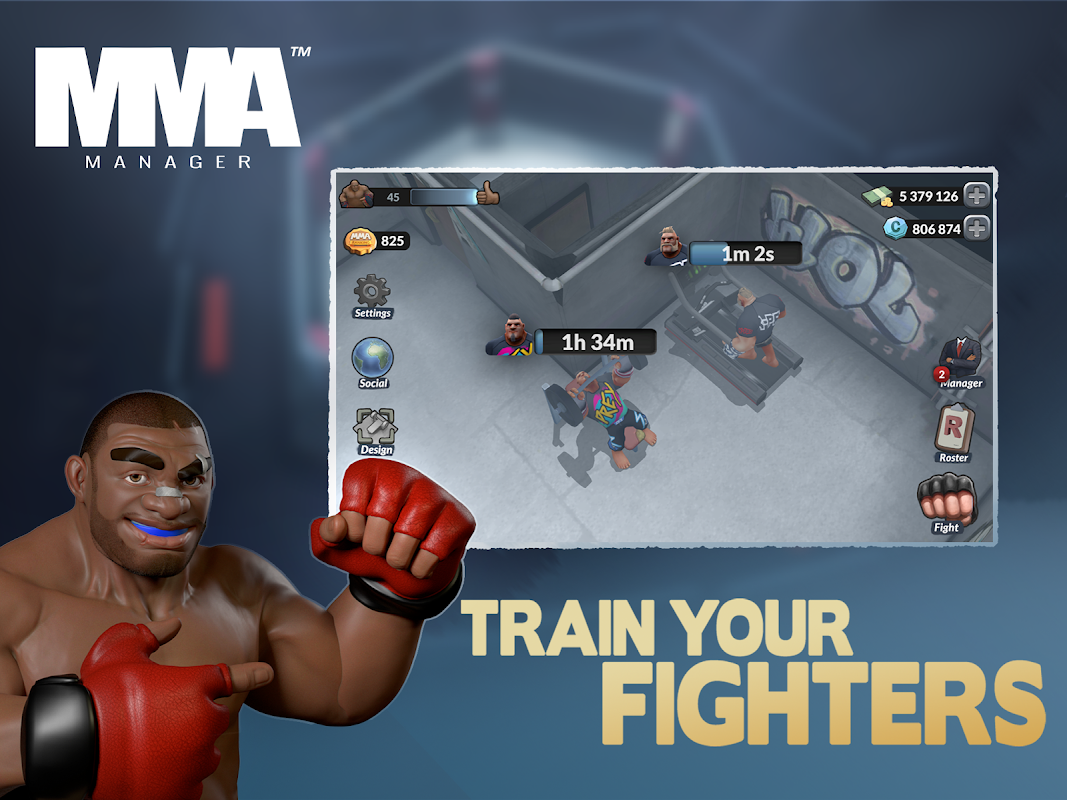 MMA Manager 0.8.4 Screen 22