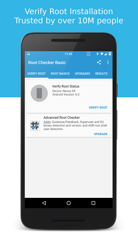 Root Checker 6.1.5 Screen 5