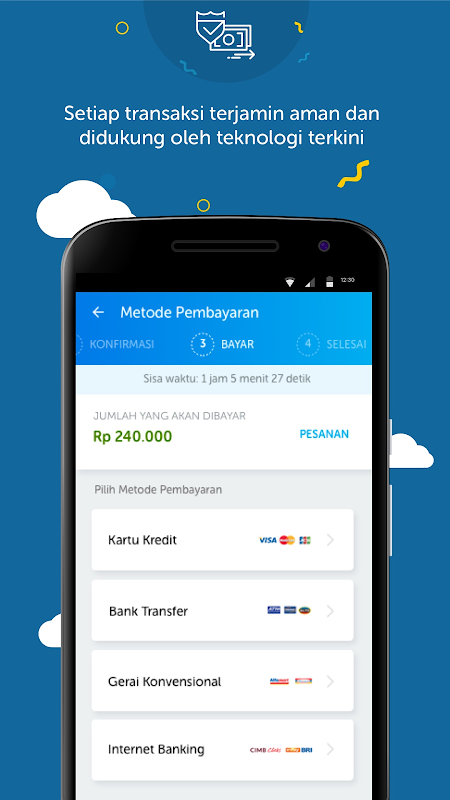 Android Airy - Tiket Pesawat & Hotel Murah Screen 3