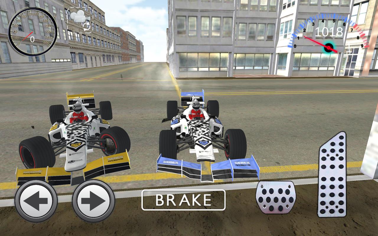 Real F1 Racing Game Simulator 1.01 Screen 5