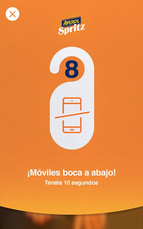 Aperol Do Not Disturb 1.13.0 Screen 4