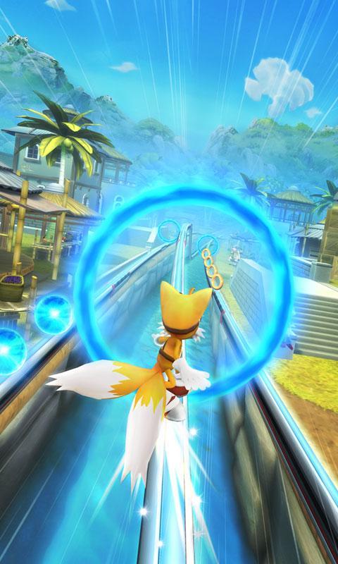 Sonic Dash 2: Sonic Boom 1.7.17 Screen 3
