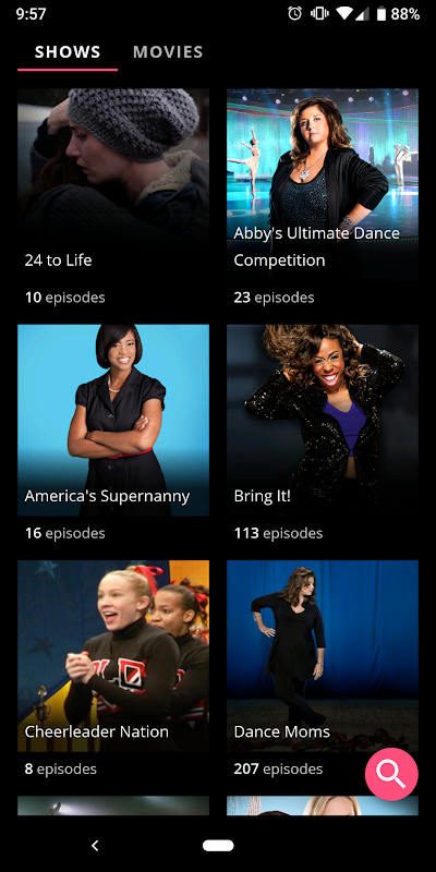 Lifetime - Watch Full Episodes & Original Movies (Android TV) 1.0.0 Screen 1