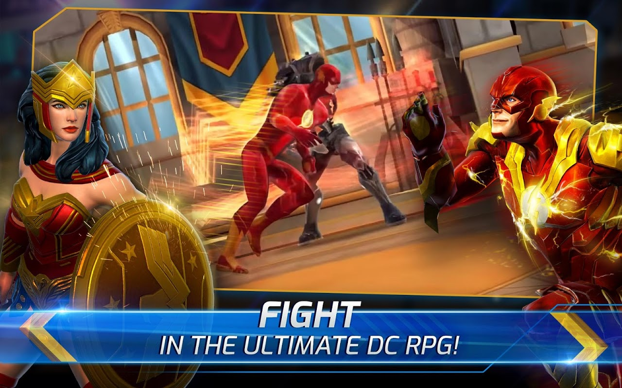DC Legends: Battle for Justice 1.24.2 Screen 10
