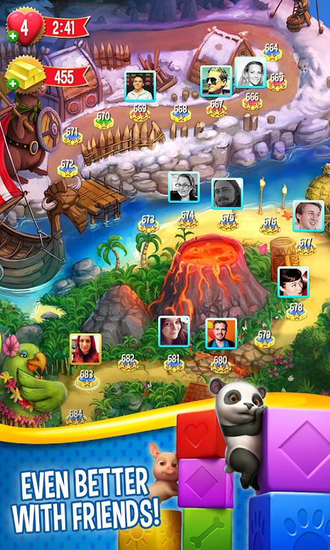 Android Pet Rescue Saga Screen 4