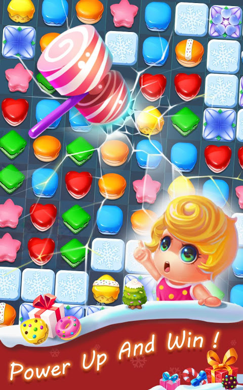 Android Cookie Blast Frenzy Screen 5
