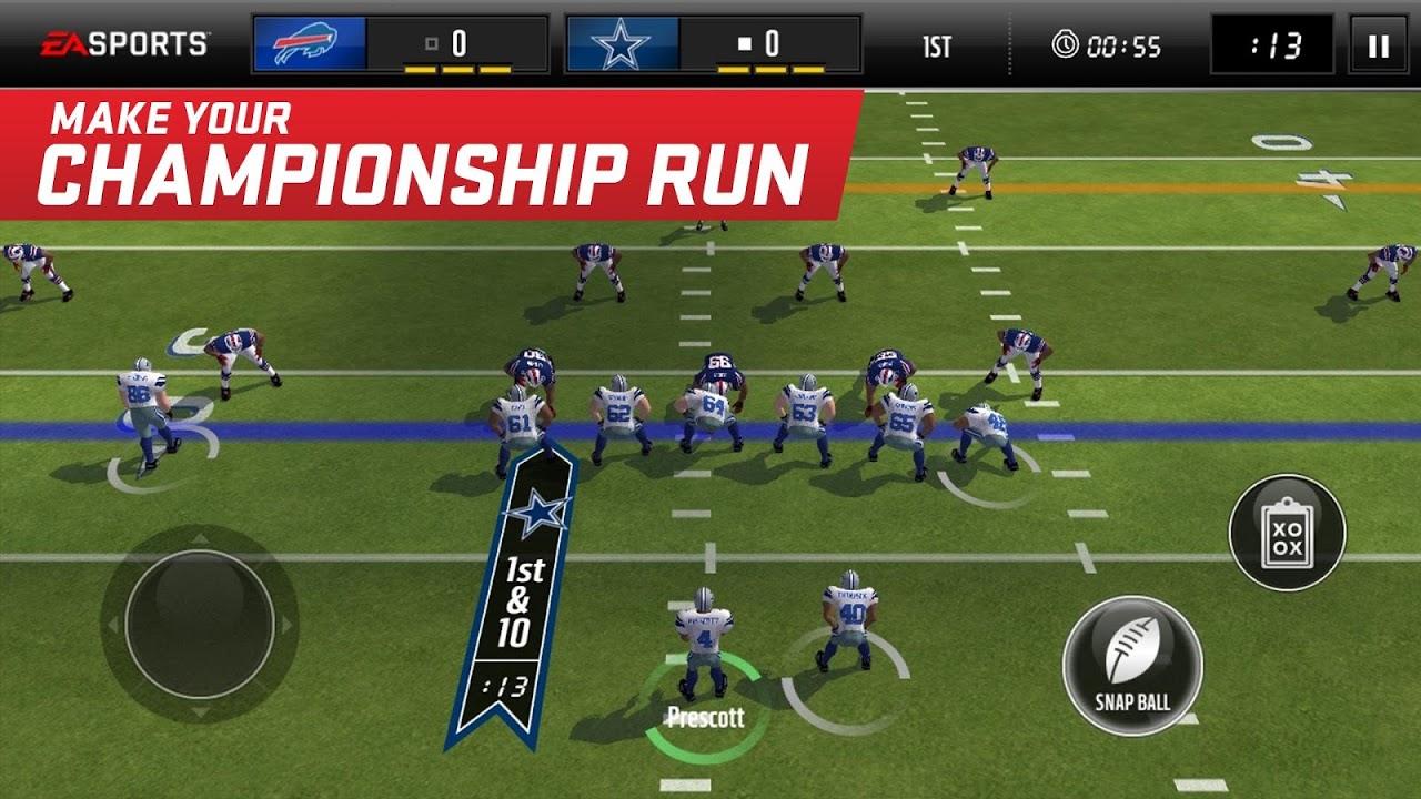 Madden NFL Mobile 3.8.3 Screen 5