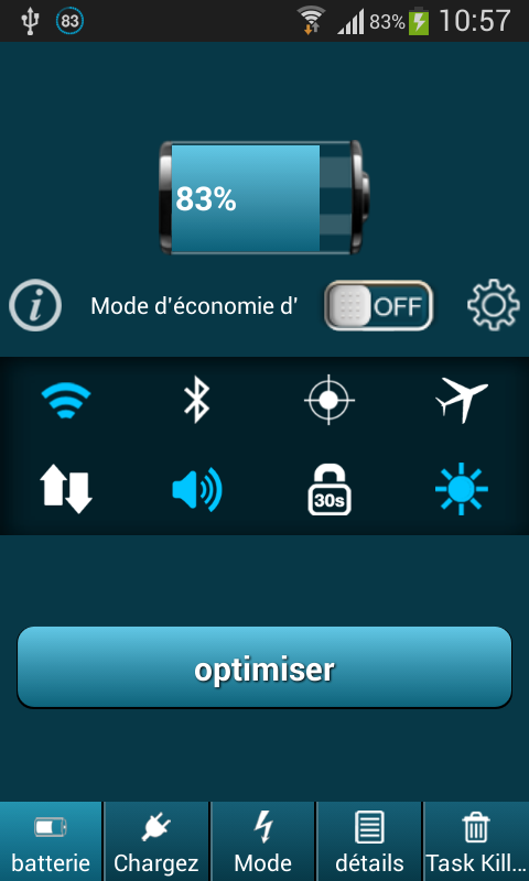 Android Battery Saver Pro Screen 3