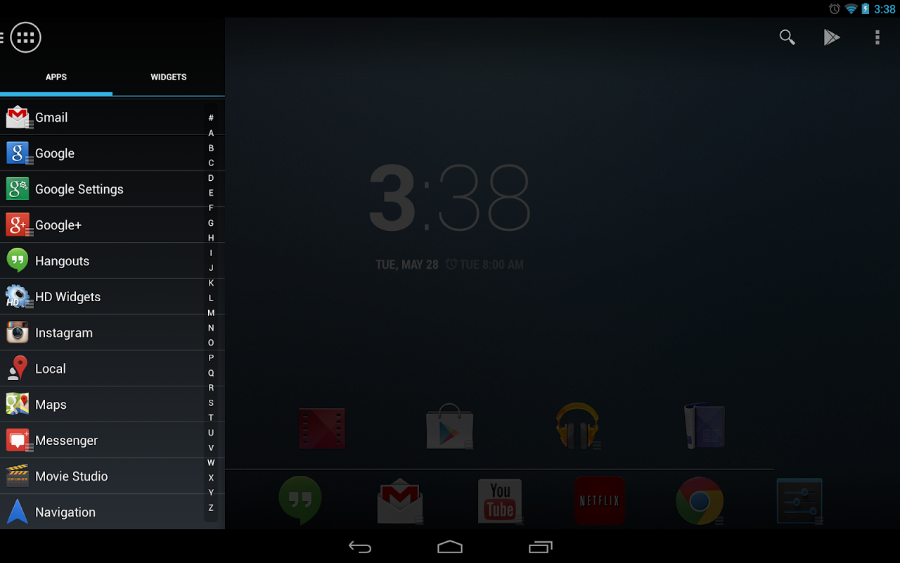 Android Action 2: Pro Screen 16
