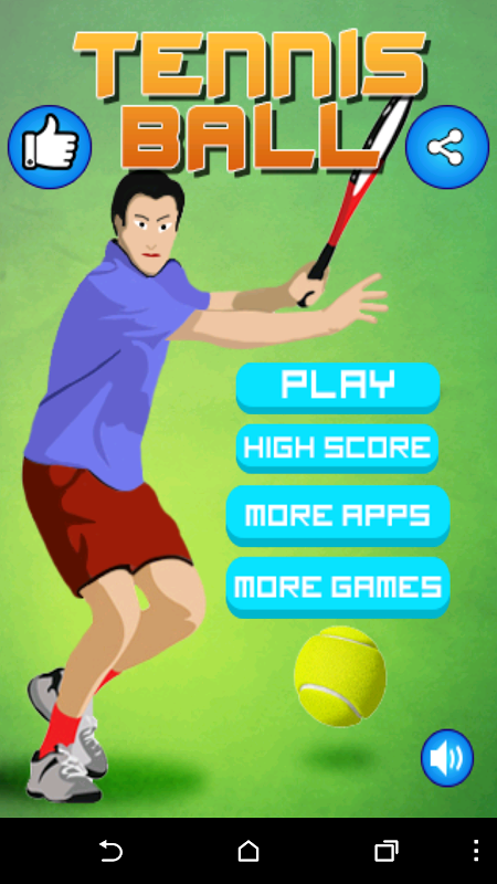 Android Tennis Champion Screen 4
