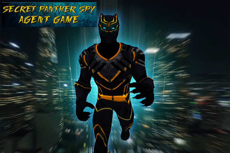Secret Panther Spy Agent Game 1.0 Screen 4