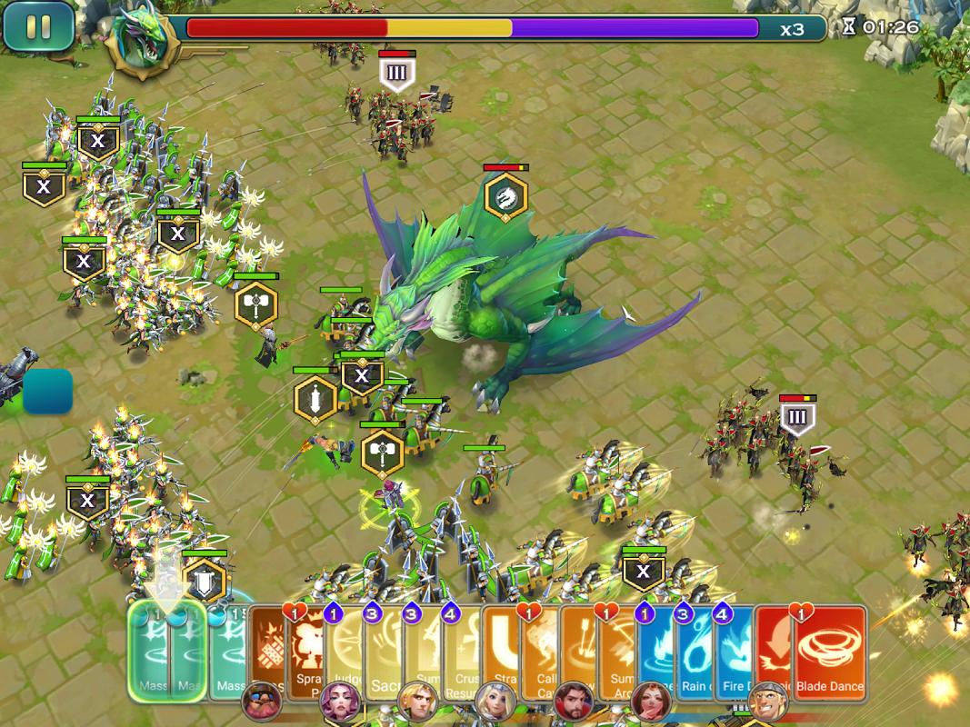 Art of Conquest (AoC) 1.15.14 Screen 6