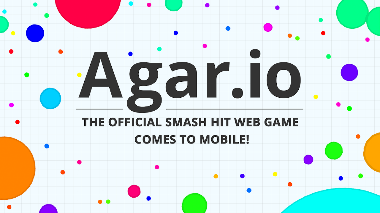 Agar.io 2.3.1 Screen 1