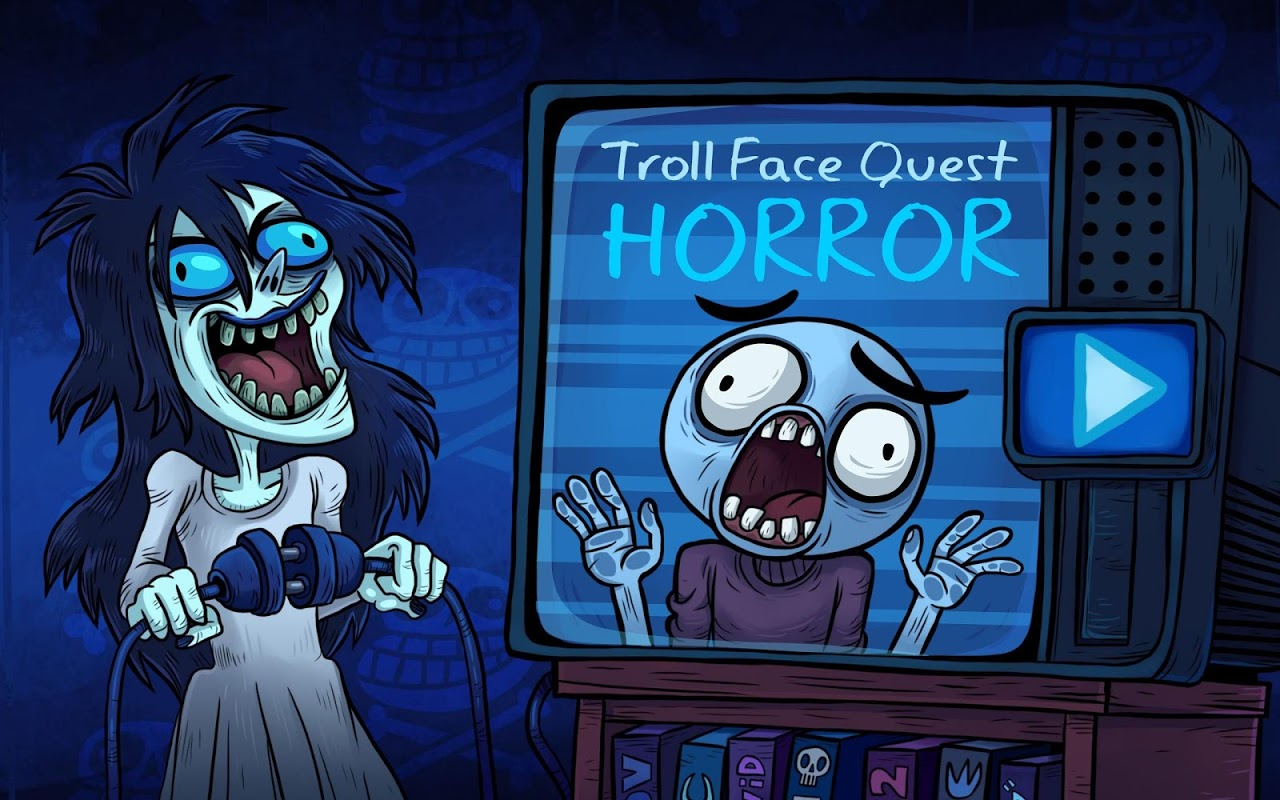 Android Troll Face Quest Horror Screen 5