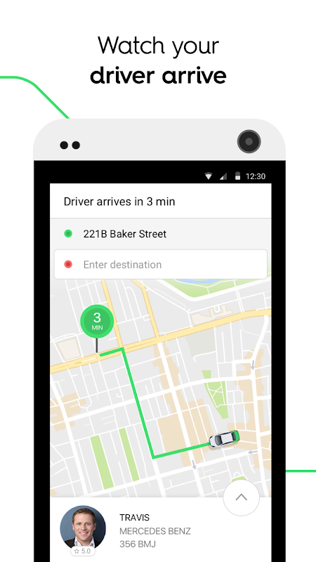 Taxify CA.4.65 Screen 1