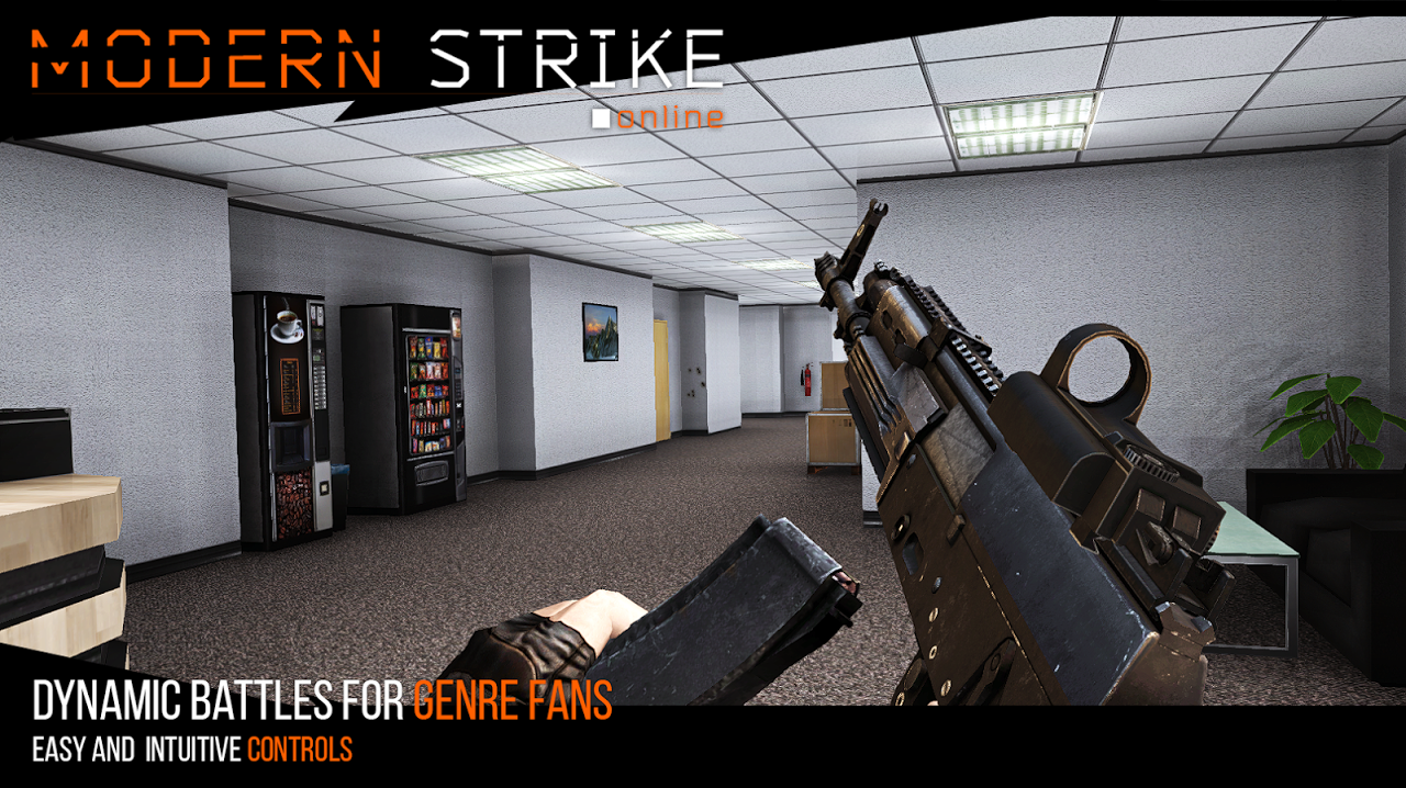 Modern Strike Online 1.18.3 Screen 2