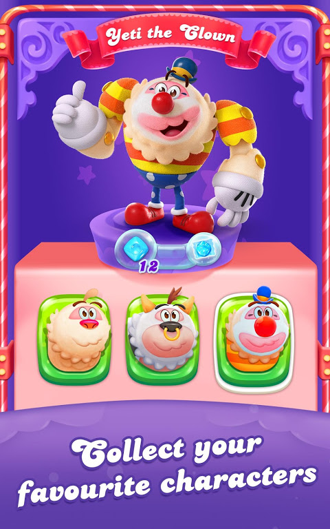 Candy Crush Friends Saga 1.23.4 Screen 4