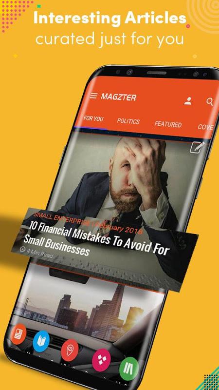 Magzter: All Digital Magazines 7.5.2 Screen 1