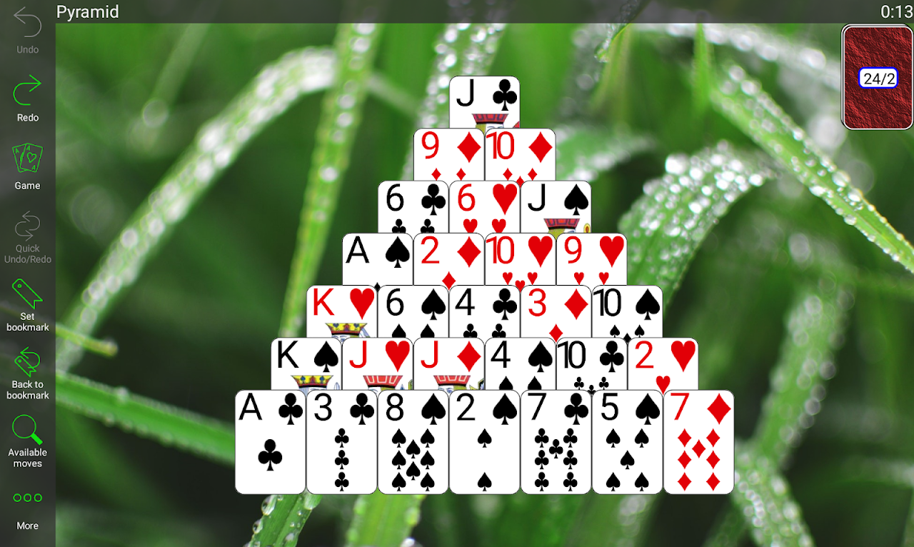 250+ Solitaire Collection 4.12.1 Screen 1