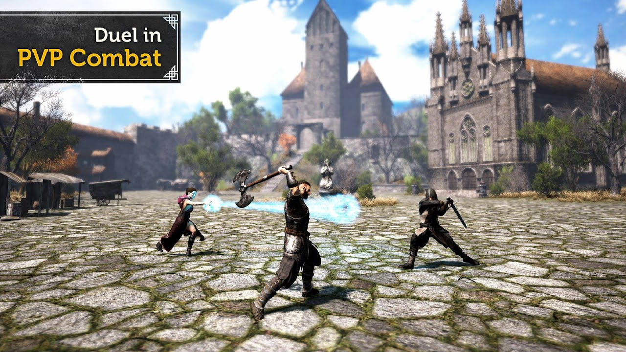Evil Lands: Online Action RPG 1.2.1 Screen 5