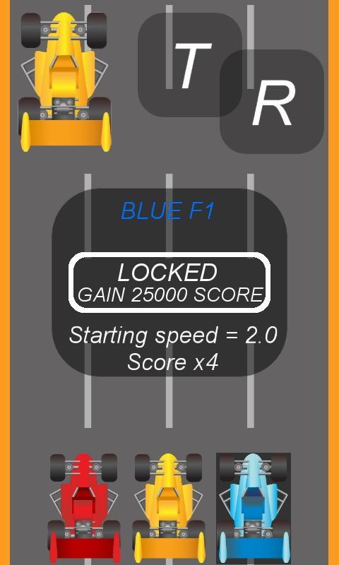 Turbo Racer (2D car racing) 2.1.6 Screen 3