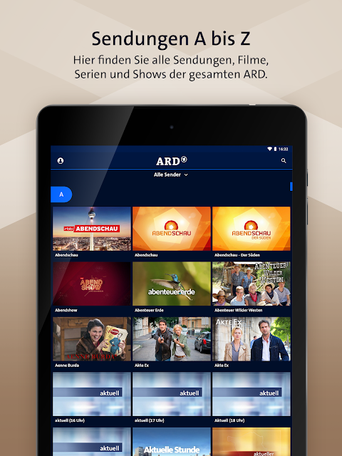 ARD Mediathek 7.6.0 Screen 7