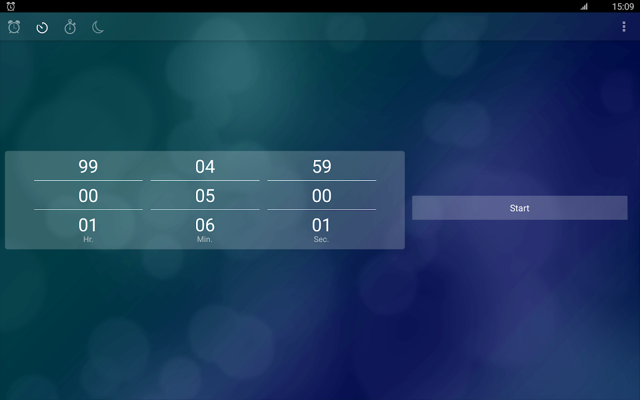 Alarm Clock: Stopwatch & Timer 6.1.0 Screen 5