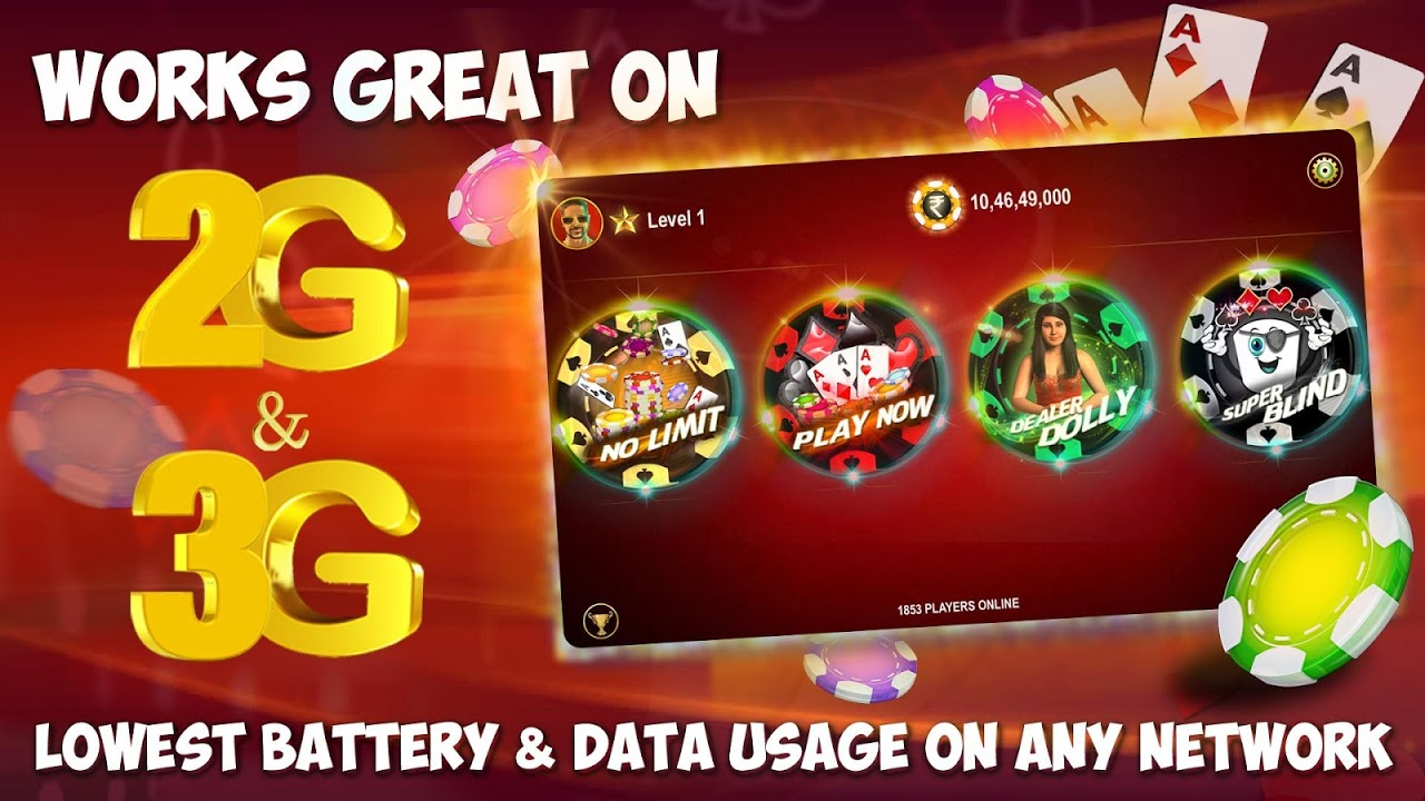 Android Tubb Teen Patti - Indian Poker Screen 4