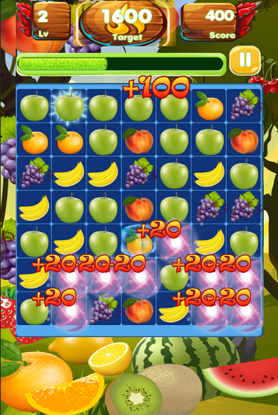 Android Fruits Legend Screen 2