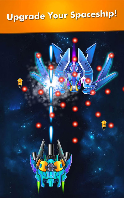 Galaxy Attack: Alien Shooter 5.57 Screen 7