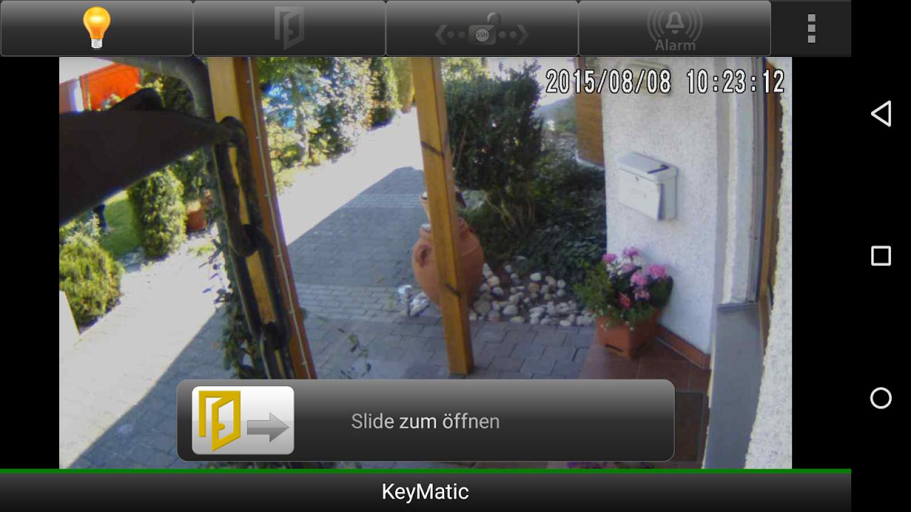 HomeKey 1.72 Screen 5
